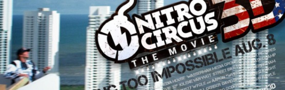 Nitro Circus movie is coming!