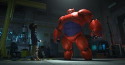New York Comic-Con BIG HERO 6 Sizzle Reel