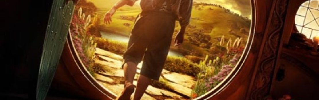 The Hobbit: An Unexpected Journey Trailer Debuts