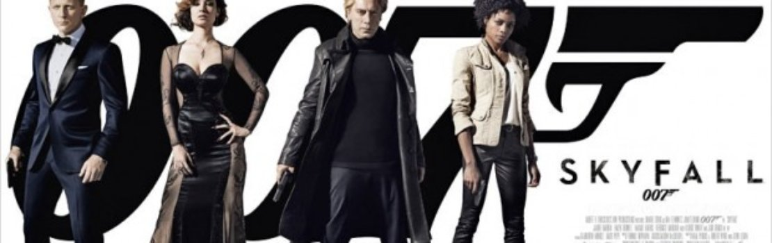 New Pictures from Skyfall