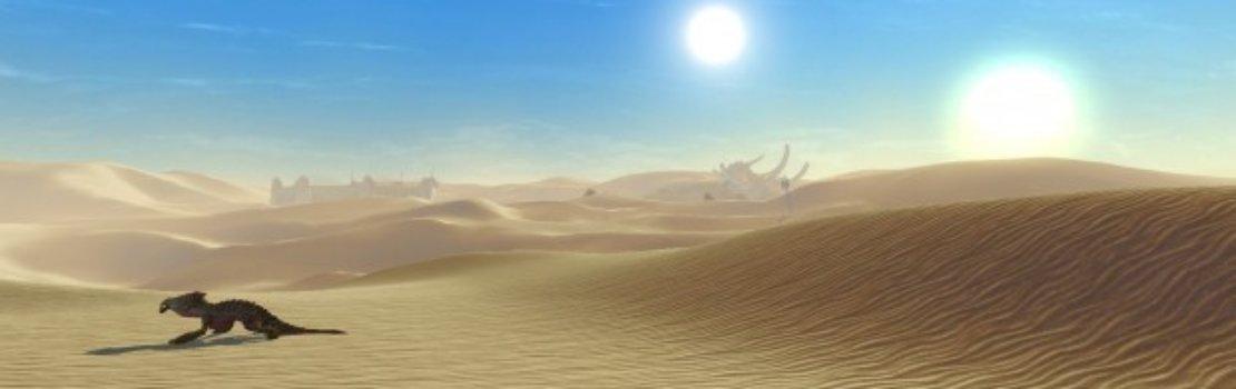 Star Wars Abu Dhabi Shoot!