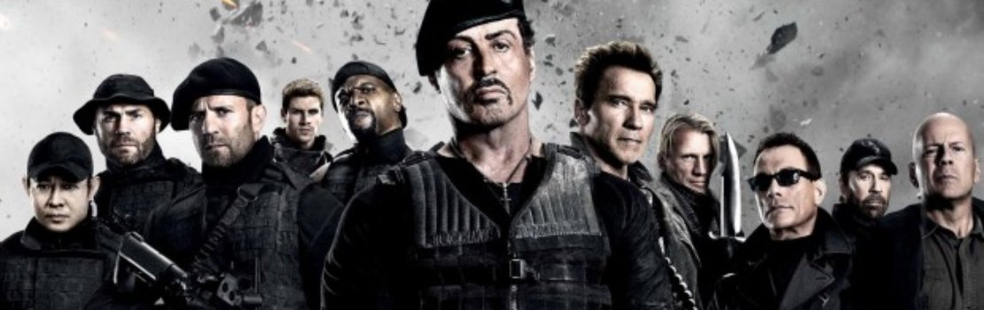 Expendables 3 talk