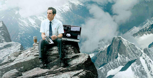 The Secret Life of Walter Mitty (2013), for free