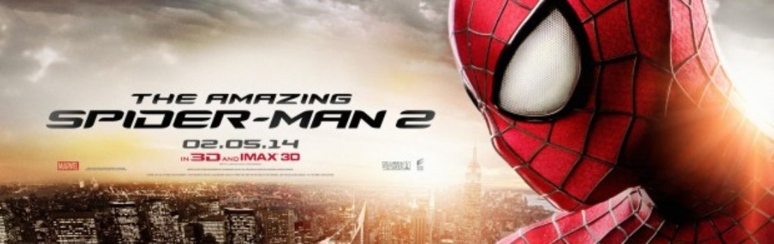 Trailer Debut – The Amazing Spider-Man 2
