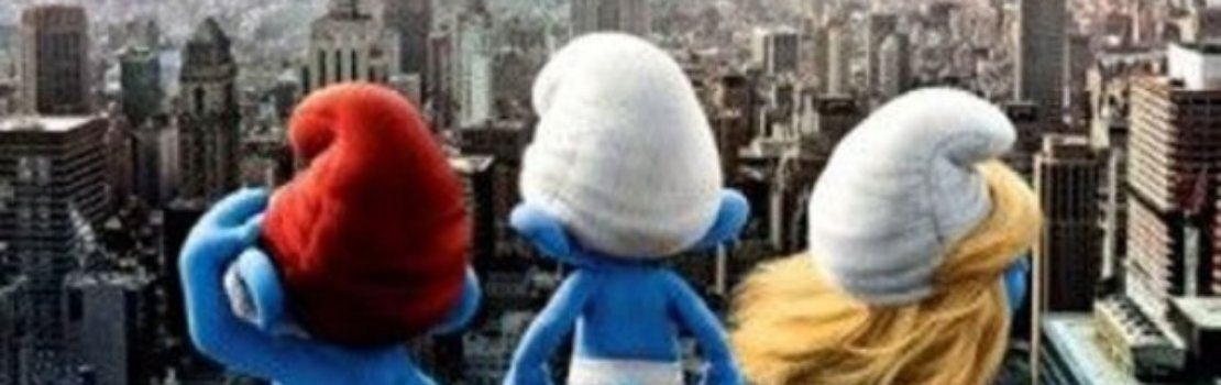AccessReel Trailers – The Smurfs