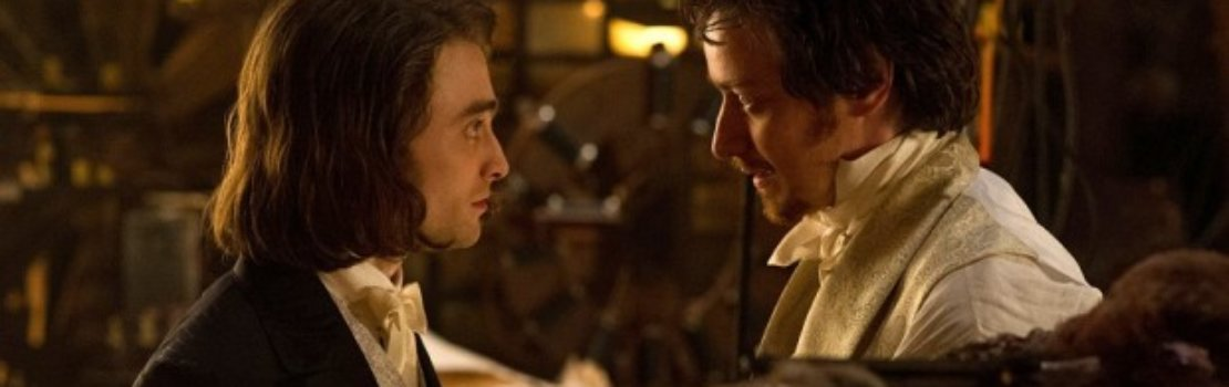 James McAvoy & Daniel Radcliffe in VICTOR FRANKENSTEIN