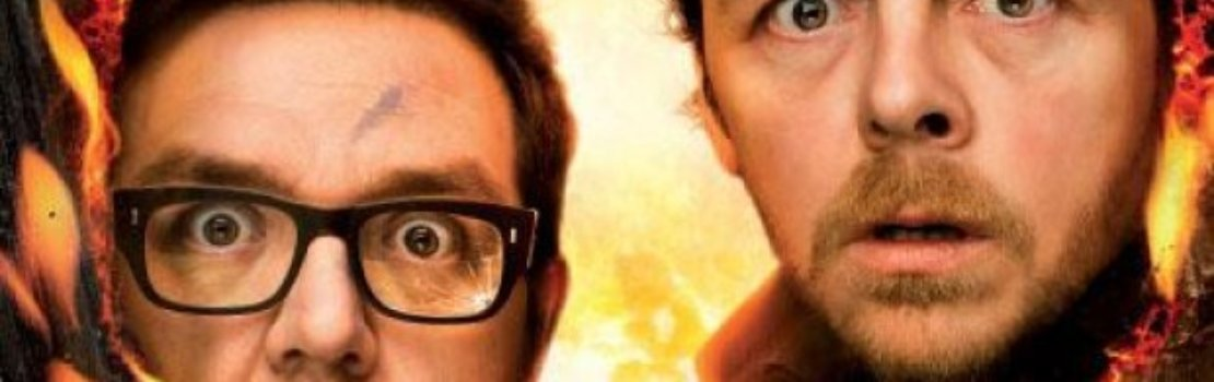 The World's End Trailer!