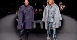 Derek Zoolander and Hansel Walk in Valentino Fashion Show