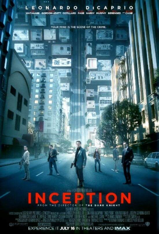 New Inception Poster