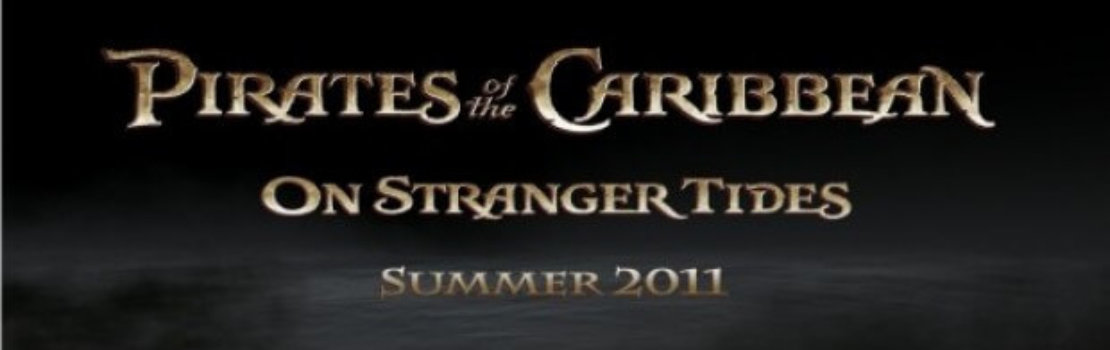Comic-Con Teaser Trailer – Pirates of the Caribbean: On Stranger Tides