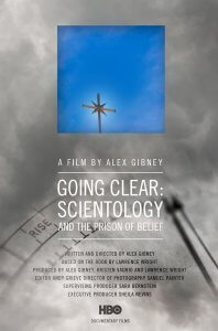 Going Clear: Scientology and the Prison of Belief Poster