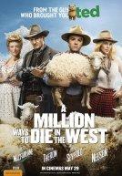 A Million Ways to Die in the West Trailer