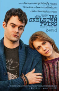 The Skeleton Twins Poster