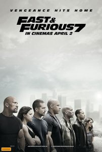 Fast & Furious7 Poster