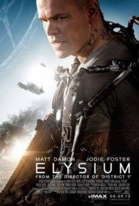 Elysium Poster