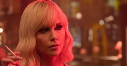 Charlize Theron kicks some ass in Atomic Blonde