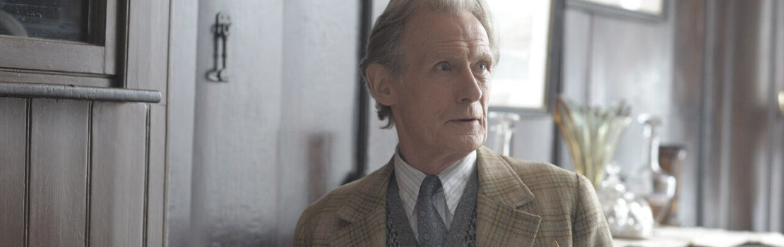 Bill Nighy coming to Australia for THEIR FINEST