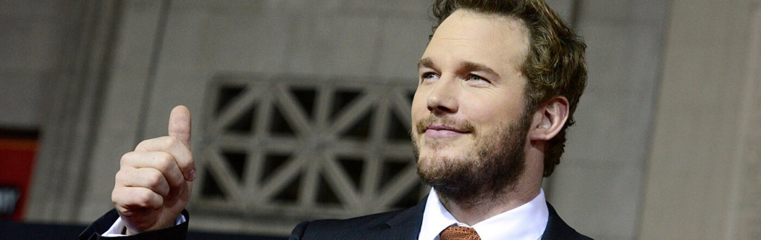 Watch – Chris Pratt Gets a Star on the Hollywood Walk of Fame