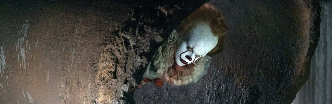 You'll Float, Too with Stephen King's IT