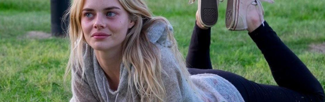 Samara Weaving – Bad Girl