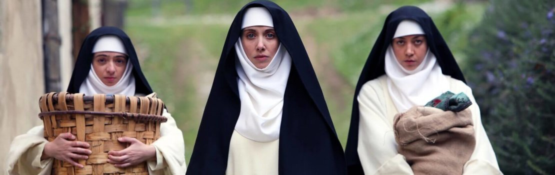 Crazy Nuns in The Little Hours