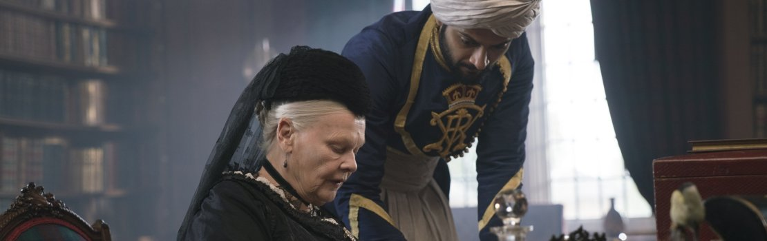 Trailer Debut – Judi Dench in Victoria and Abdul