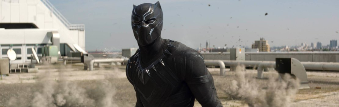 Marvel's Black Panther Teaser is here!