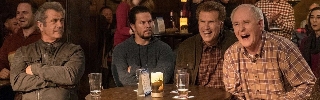 Daddy's Home 2 Trailer has some new additions!