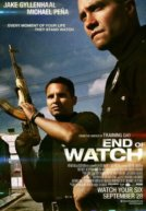 End of Watch Trailer