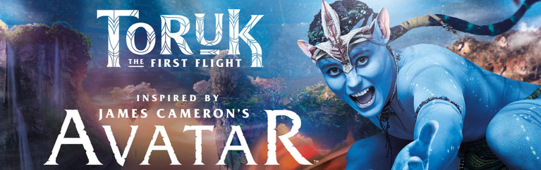Cirque brings James Cameron Inspired TORUK – The First Flight to Australia