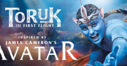 Win 5 x double passes to see Cirque Du Soleil: Toruk – The First Flight!