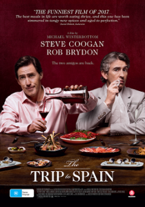 The Trip to Spain Trailer