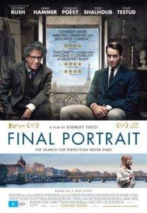 Final Portrait Trailer