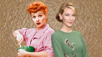 Blanchett to Play Ball