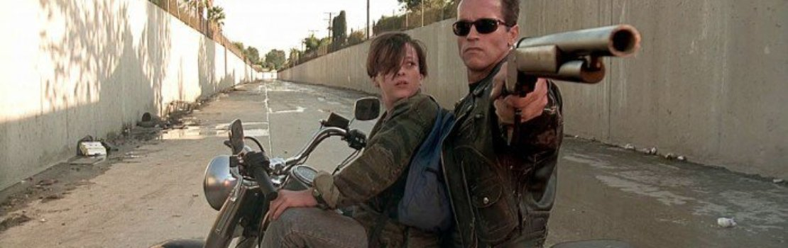 Terminator 2: Judgement Day in 3D is here.