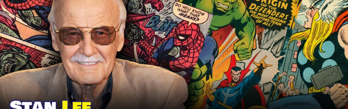 Stan Lee will be at Supanova Brisbane