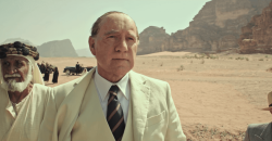 Yes that is Kevin Spacey in All The Money in the World