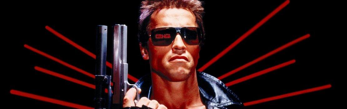 He'll Be Back: Terminator Reboot.
