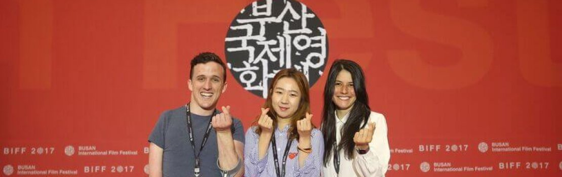 Perth Film Wins at Busan Festival