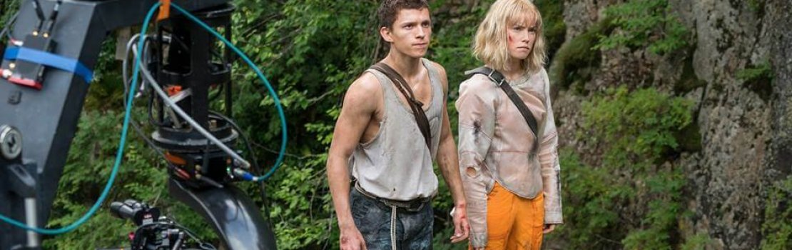 Daisy Ridley and Tom Holland Confirmed For Chaos Walking Film