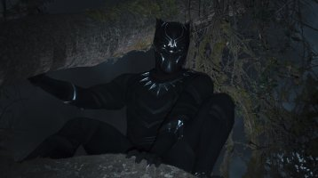 Marvel's Black Panther looks nuts!