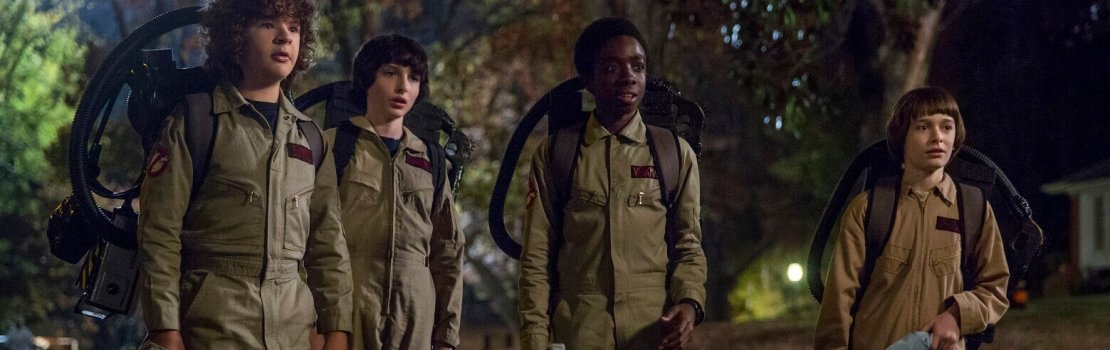 Lets go back to Hawkins for Season 2 of Stranger Things