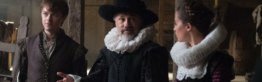 Go Behind the Scenes of Tulip Fever