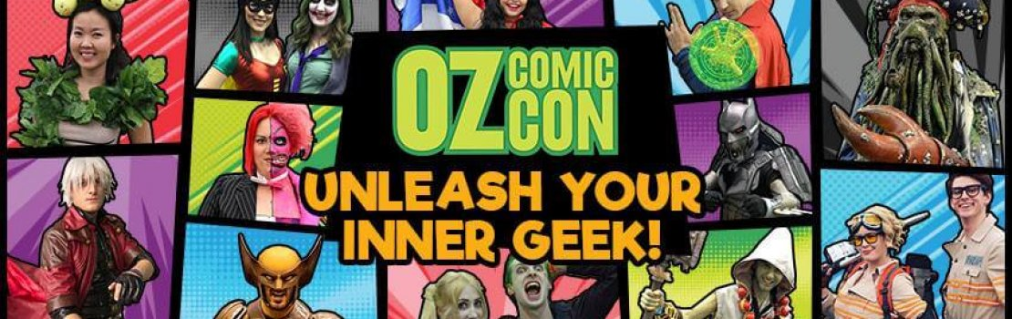 Oz Comic-Con pulls out of Perth and Adelaide