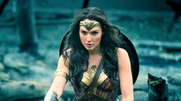 Gal Gadot – Justice League