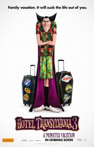 Hotel Transylvania 3: Summer Vacation Trailer