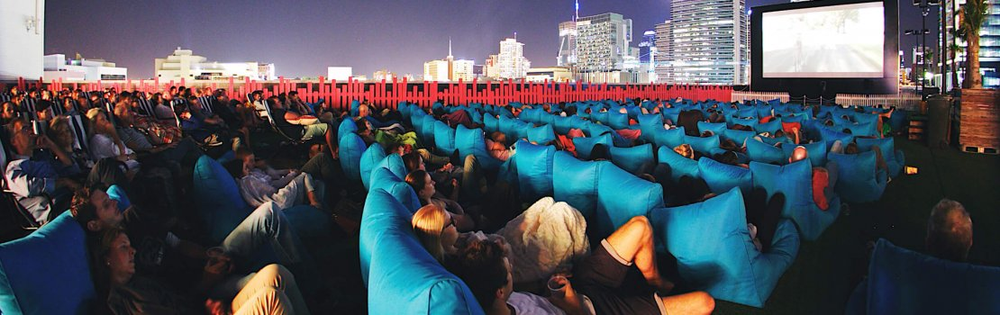 Rooftop Movies is Back