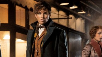 First Photo Released for Fantastic Beasts: The Crimes of Grindewald
