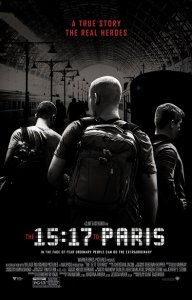 The 15:17 to Paris Trailer