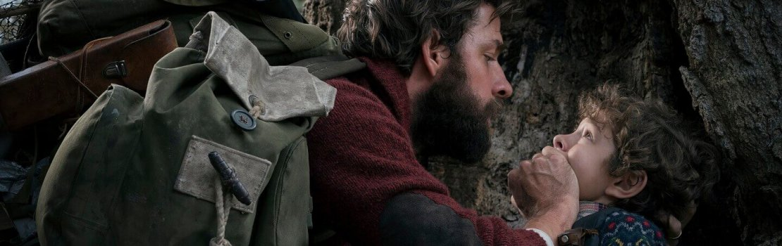John Krasinski takes us into A QUIET PLACE & a brand new Trailer